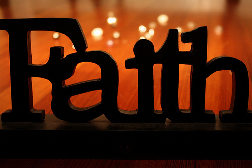 Faith, Elephants, Prayers and Twigs